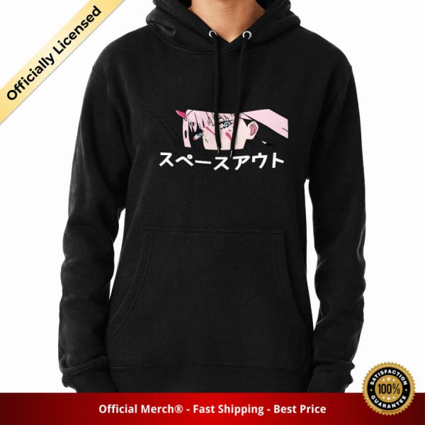 ssrcomhoodiewomens10101001c5ca27c6frontsquare productx1000 bgffffff.1 69 - DARLING in the FRANXX Merch