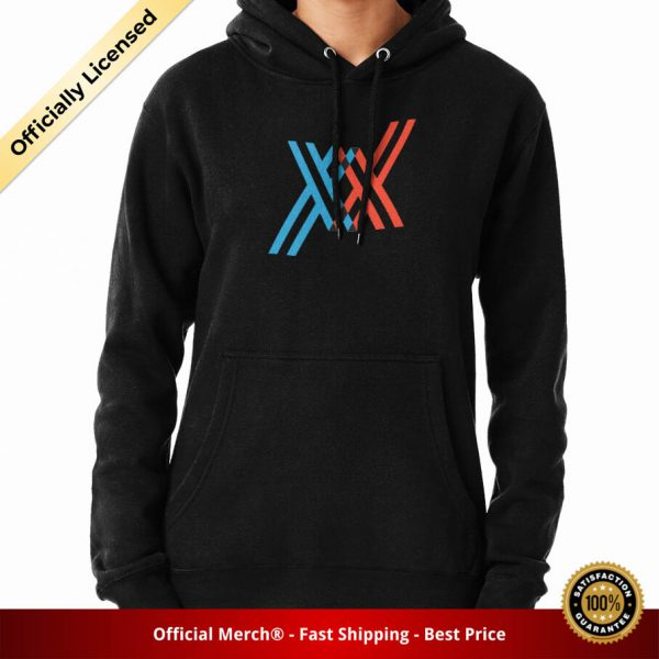 ssrcomhoodiewomens10101001c5ca27c6frontsquare productx1000 bgffffff.1 7 - DARLING in the FRANXX Merch