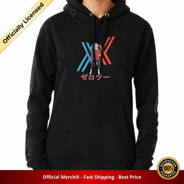 ssrcomhoodiewomens10101001c5ca27c6frontsquare productx1000 bgffffff.1 70 - DARLING in the FRANXX Merch
