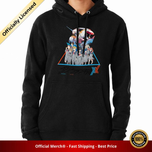 ssrcomhoodiewomens10101001c5ca27c6frontsquare productx1000 bgffffff.1 73 - DARLING in the FRANXX Merch