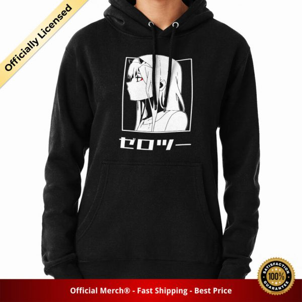 ssrcomhoodiewomens10101001c5ca27c6frontsquare productx1000 bgffffff.1 79 - DARLING in the FRANXX Merch