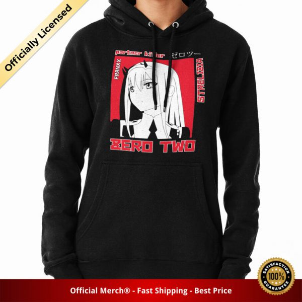 ssrcomhoodiewomens10101001c5ca27c6frontsquare productx1000 bgffffff.1 85 - DARLING in the FRANXX Merch