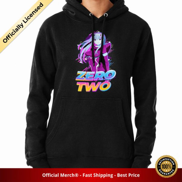 ssrcomhoodiewomens10101001c5ca27c6frontsquare productx1000 bgffffff.1 87 - DARLING in the FRANXX Merch