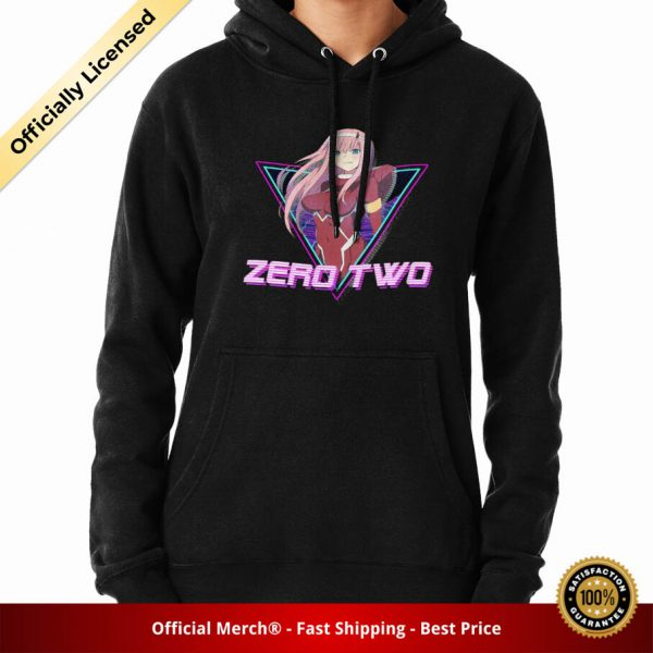 ssrcomhoodiewomens10101001c5ca27c6frontsquare productx1000 bgffffff.1u2 1 - DARLING in the FRANXX Merch