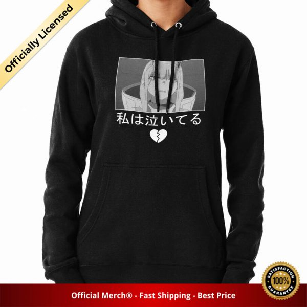 ssrcomhoodiewomens10101001c5ca27c6frontsquare productx1000 bgffffff.1u5 2 - DARLING in the FRANXX Merch