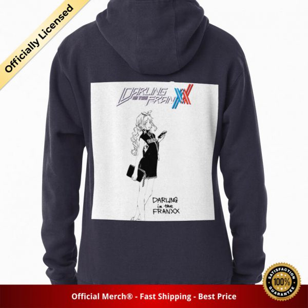 ssrcomhoodiewomens322e3f696a94a5d4backsquare productx1000 bgffffff.1 17 - DARLING in the FRANXX Merch