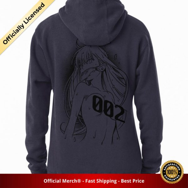 ssrcomhoodiewomens322e3f696a94a5d4backsquare productx1000 bgffffff.1 5 - DARLING in the FRANXX Merch