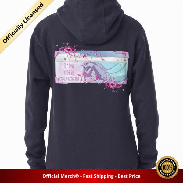 ssrcomhoodiewomens322e3f696a94a5d4backsquare productx1000 bgffffff.1u1 - DARLING in the FRANXX Merch