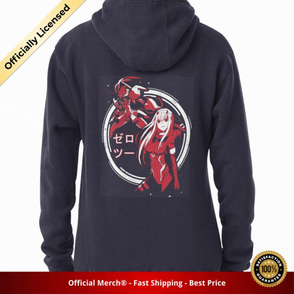 ssrcomhoodiewomens322e3f696a94a5d4backsquare productx1000 bgffffff.1u2 - DARLING in the FRANXX Merch