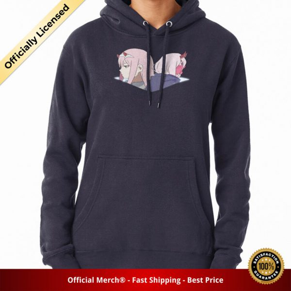 ssrcomhoodiewomens322e3f696a94a5d4frontsquare productx1000 bgffffff.1 1 - DARLING in the FRANXX Merch