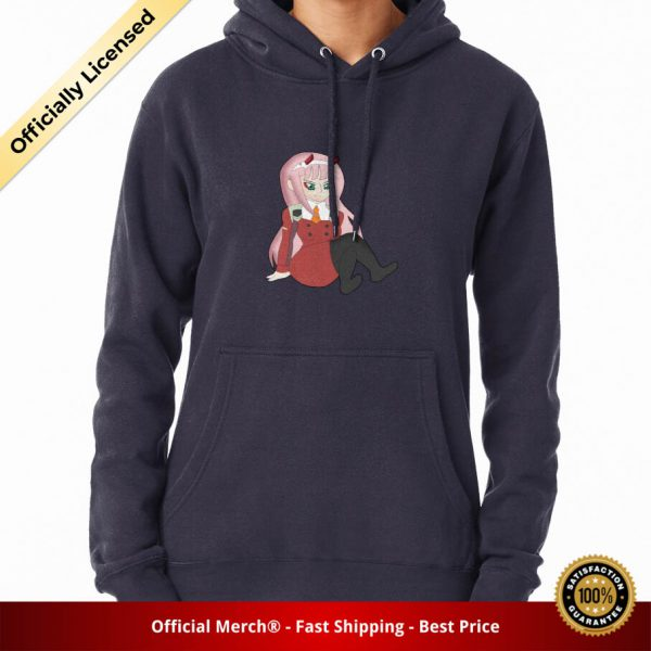 ssrcomhoodiewomens322e3f696a94a5d4frontsquare productx1000 bgffffff.1 10 - DARLING in the FRANXX Merch