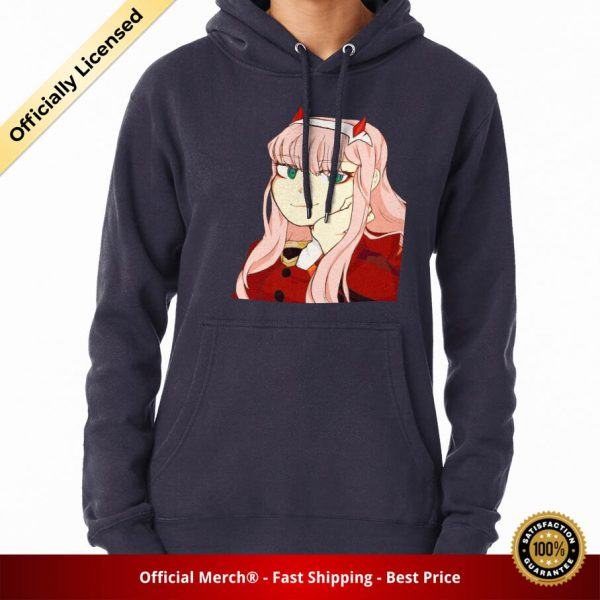 ssrcomhoodiewomens322e3f696a94a5d4frontsquare productx1000 bgffffff.1 14 - DARLING in the FRANXX Merch