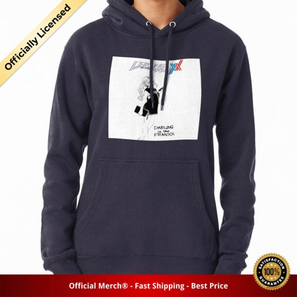 ssrcomhoodiewomens322e3f696a94a5d4frontsquare productx1000 bgffffff.1 17 - DARLING in the FRANXX Merch