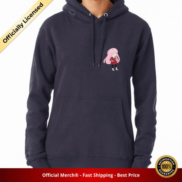 ssrcomhoodiewomens322e3f696a94a5d4frontsquare productx1000 bgffffff.1 2 - DARLING in the FRANXX Merch