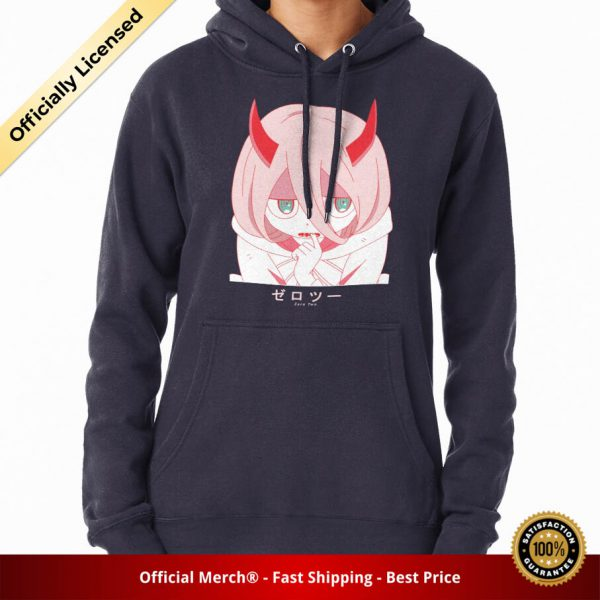 ssrcomhoodiewomens322e3f696a94a5d4frontsquare productx1000 bgffffff.1 22 - DARLING in the FRANXX Merch