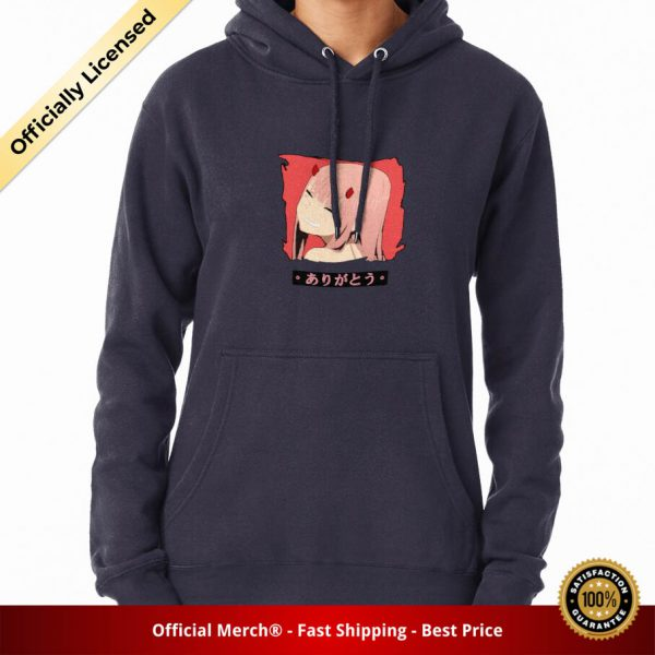 ssrcomhoodiewomens322e3f696a94a5d4frontsquare productx1000 bgffffff.1 3 - DARLING in the FRANXX Merch