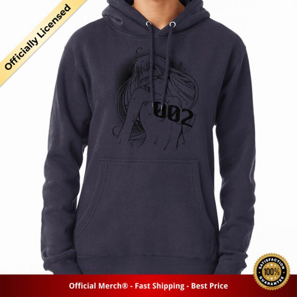 ssrcomhoodiewomens322e3f696a94a5d4frontsquare productx1000 bgffffff.1 5 - DARLING in the FRANXX Merch