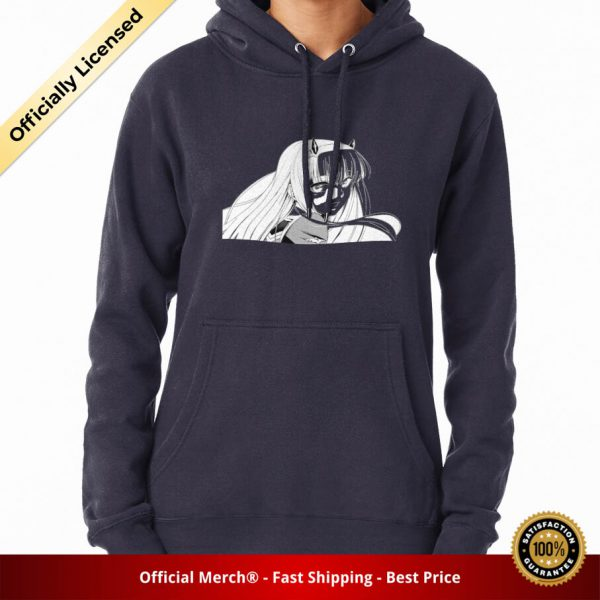 ssrcomhoodiewomens322e3f696a94a5d4frontsquare productx1000 bgffffff.1 8 - DARLING in the FRANXX Merch