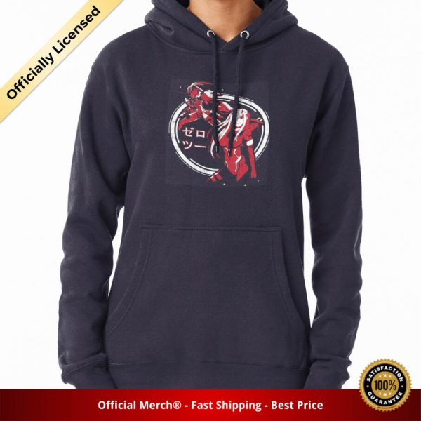 ssrcomhoodiewomens322e3f696a94a5d4frontsquare productx1000 bgffffff.1u2 - DARLING in the FRANXX Merch