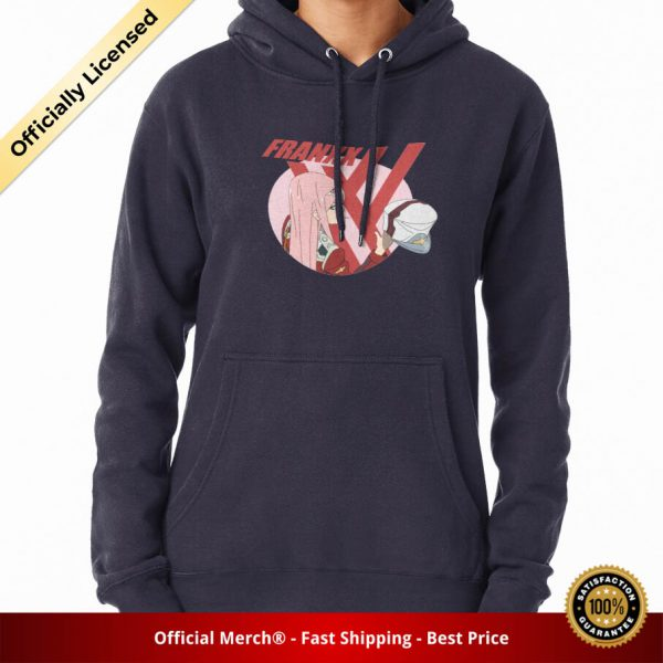 ssrcomhoodiewomens322e3f696a94a5d4frontsquare productx1000 bgffffff.1u4 - DARLING in the FRANXX Merch