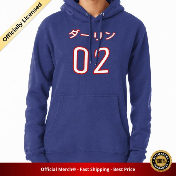 ssrcomhoodiewomens353d774d8b4ffd91frontsquare productx1000 bgffffff.1 3 - DARLING in the FRANXX Merch