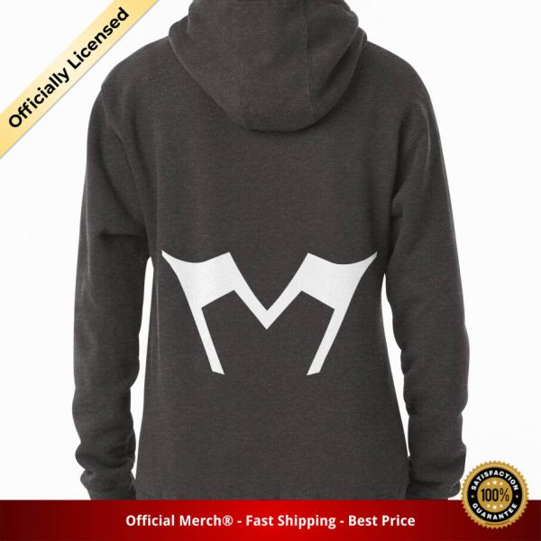ssrcomhoodiewomenscharcoal heatherbacksquare productx1000 bgffffff.1 4 - DARLING in the FRANXX Merch