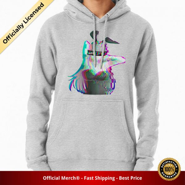 ssrcomhoodiewomensheather greyfrontsquare productx1000 bgffffff.1 12 - DARLING in the FRANXX Merch