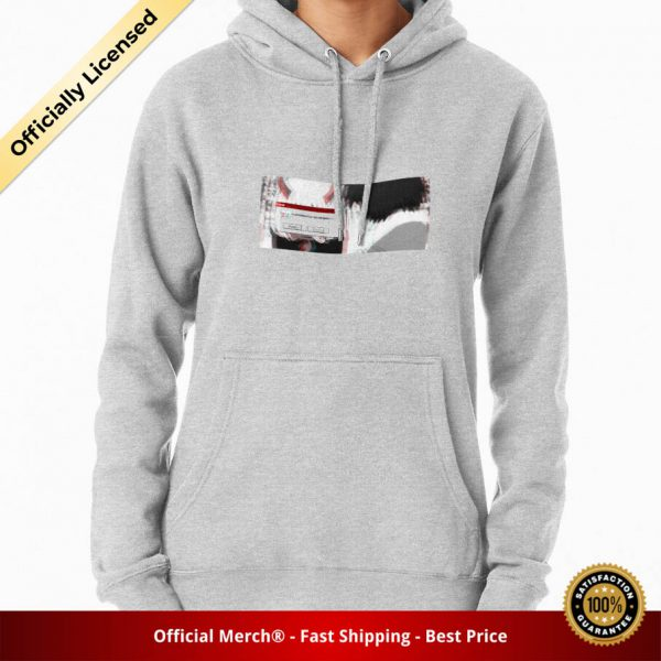 ssrcomhoodiewomensheather greyfrontsquare productx1000 bgffffff.1 14 - DARLING in the FRANXX Merch