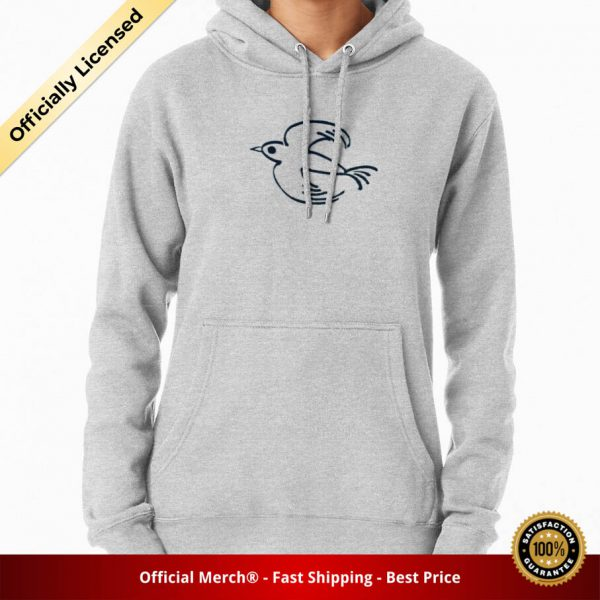ssrcomhoodiewomensheather greyfrontsquare productx1000 bgffffff.1u3 4 - DARLING in the FRANXX Merch