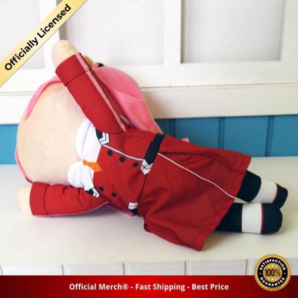 Anime DARLING In The FRANXX Zero Two 02 Plush Doll Toy Figure Cushion Pillow Soft Cotton 1 - DARLING in the FRANXX Merch