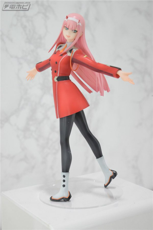 Anime DARLING in the FRANXX Figure Toy Zero Two 02 PVC Action Figure Collection Model Toys 2 - DARLING in the FRANXX Merch