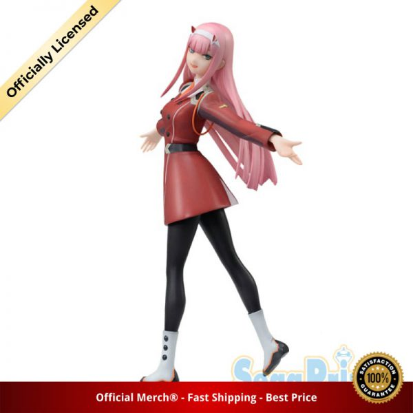 Anime DARLING in the FRANXX Figure Toy Zero Two 02 PVC Action Figure Collection Model Toys 3 - DARLING in the FRANXX Merch