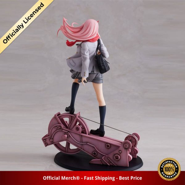 Sexy Anime DARLING in the FRANXX Figure Toy Zero Two 02 Sexy Girl PVC Action Figure 1 - DARLING in the FRANXX Merch