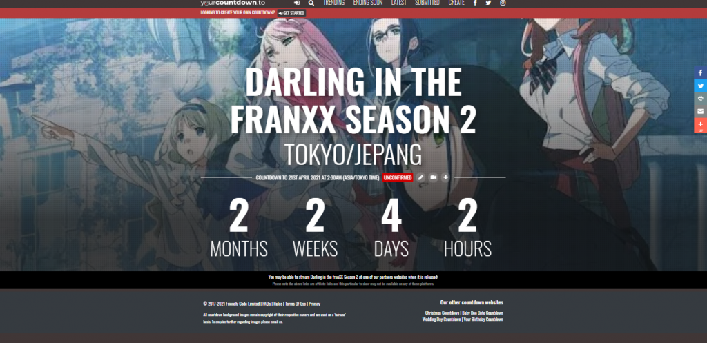 unnamed file - DARLING in the FRANXX Merch