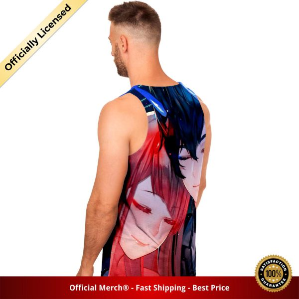 4562c8ee4535f04d078a6aea34218578 tankTop male right - DARLING in the FRANXX Merch